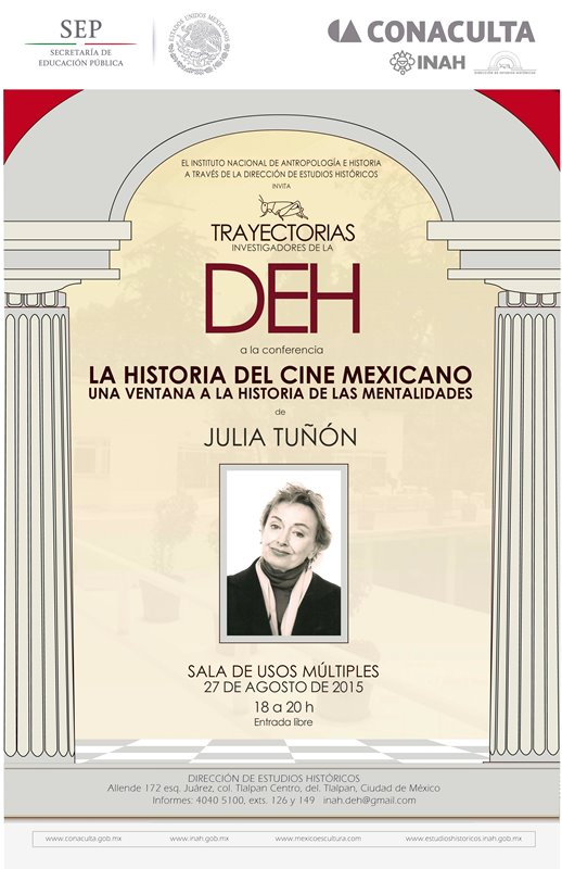 julia tuñon cartel